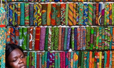 Made in Nigeria Textile