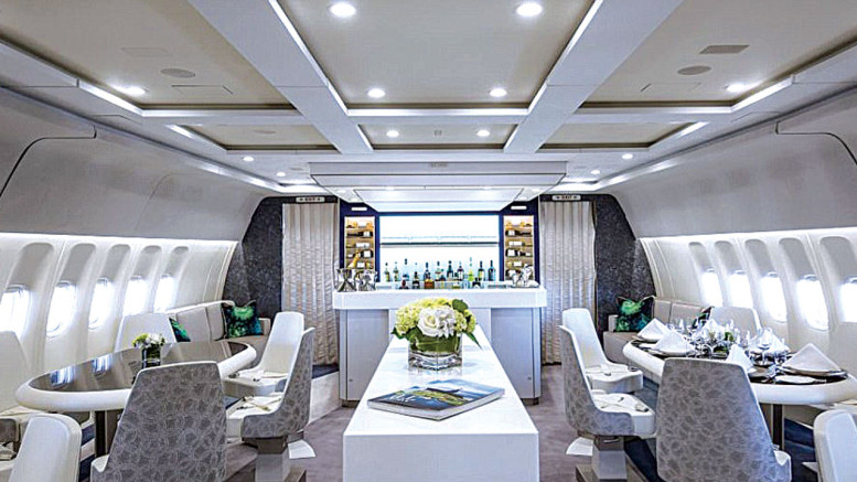 World's most expensive flight