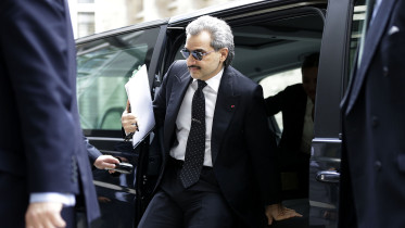 Pursuing Saudi Prince Alwaleed Bin Talal At London's High Court
