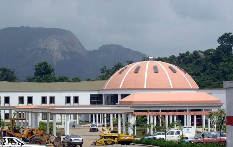aso rock state house
