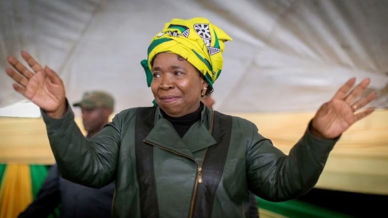 Dlamini Zuma