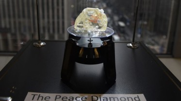 peace diamond