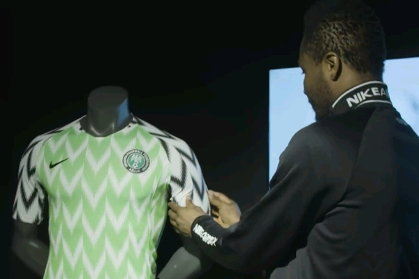 Nike Unveil New Super Eagles World Cup Kits
