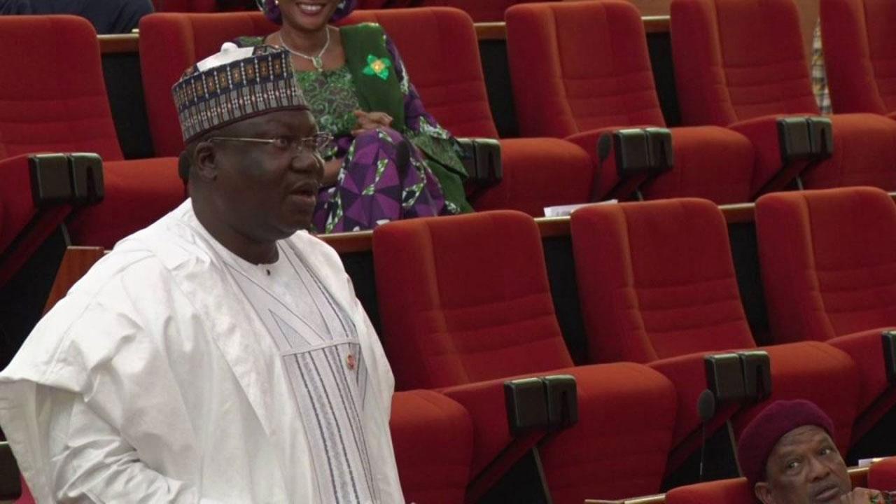 Senate President Ahmed Lawan- Investors King