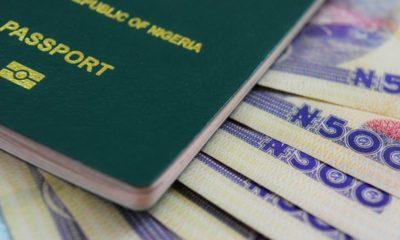 Nigerian International passport- Investors King