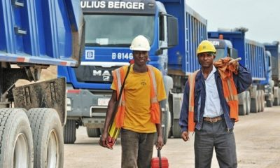 Julius Berger pix