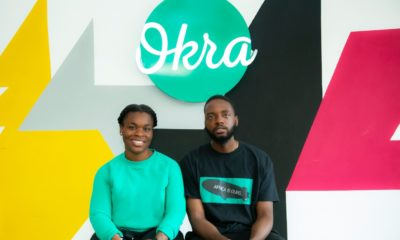 Okra Cofounders