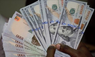 Naira Dollar Exchange Rate - Investors King