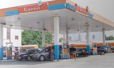 Conoil filling station