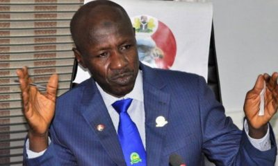 Dss Arrests Ibrahim Magu