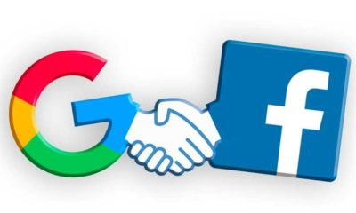 facebook and google ads revenue uk
