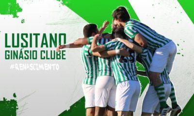 Lusitano Ginásio Clube, Futebol, SAD