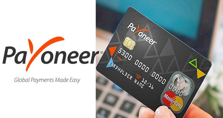 payoneer mastercard holders