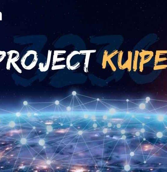 Amazon Project Kuiper