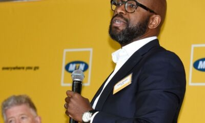 MTN Group CEO Ralph Mupita