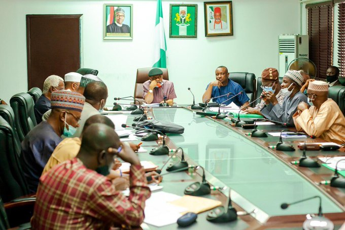 Asuu and federal government in meeting