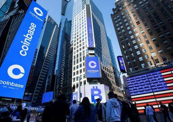 Coinbase - Investors King