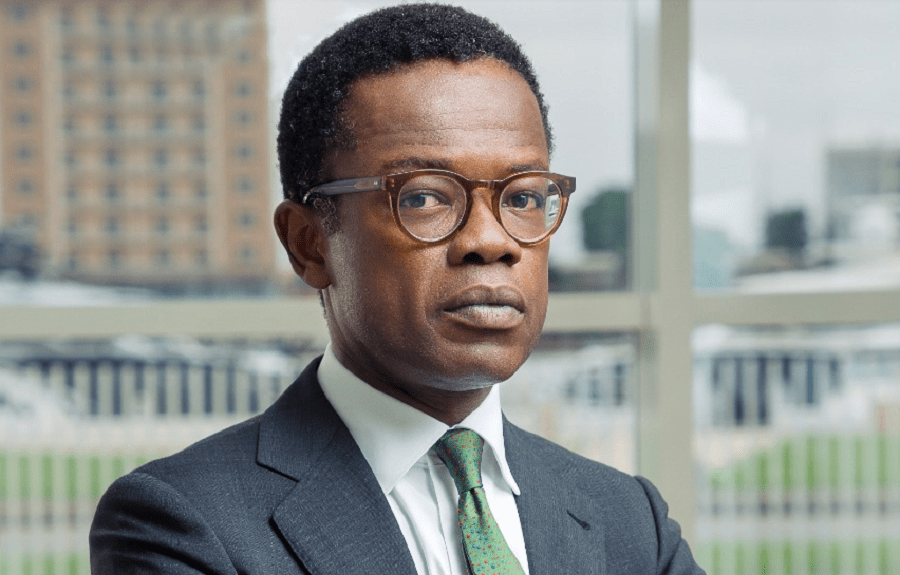 Olumide Adeosun Ardova - Investors King
