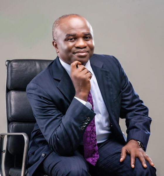 Dr Okey Nwuke - Investors King