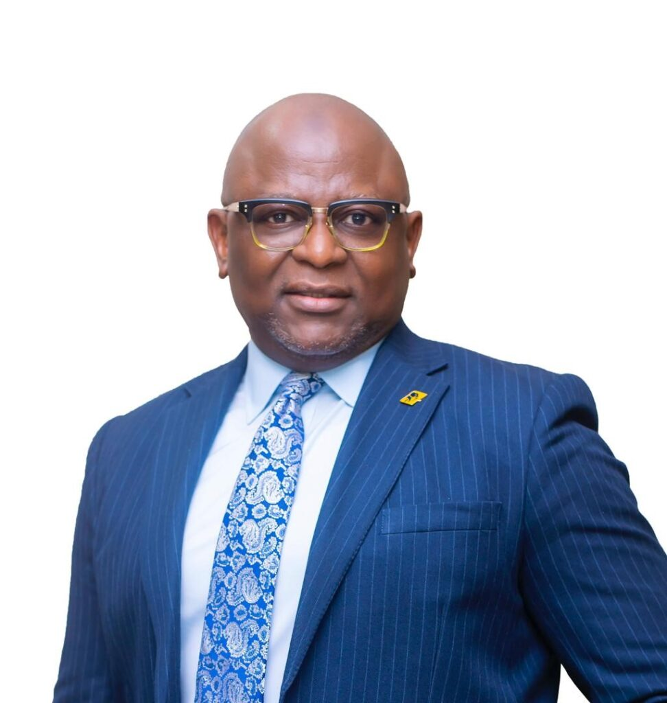 Dr. Adesola Adeduntan - FirstBank CEO - Investors King