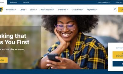 FirstBank New Website - Investors King
