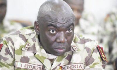 Ibrahim Attahiru New Chief of Army Staff - Investors King