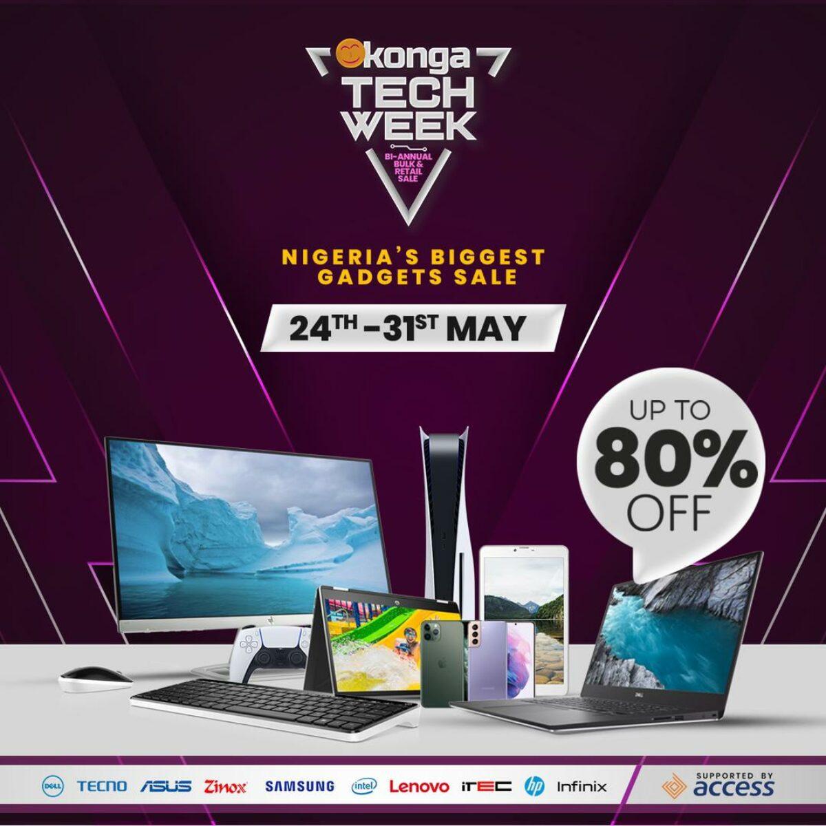 Konga Tech Week- Investorsking