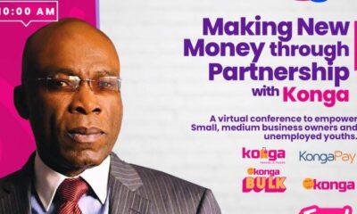 Making Money With Konga - Investorsking