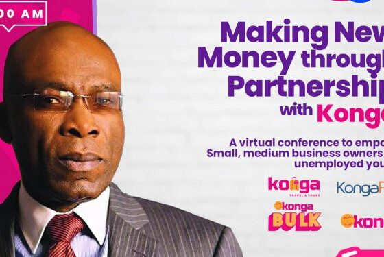 Making Money With Konga - Investorsking