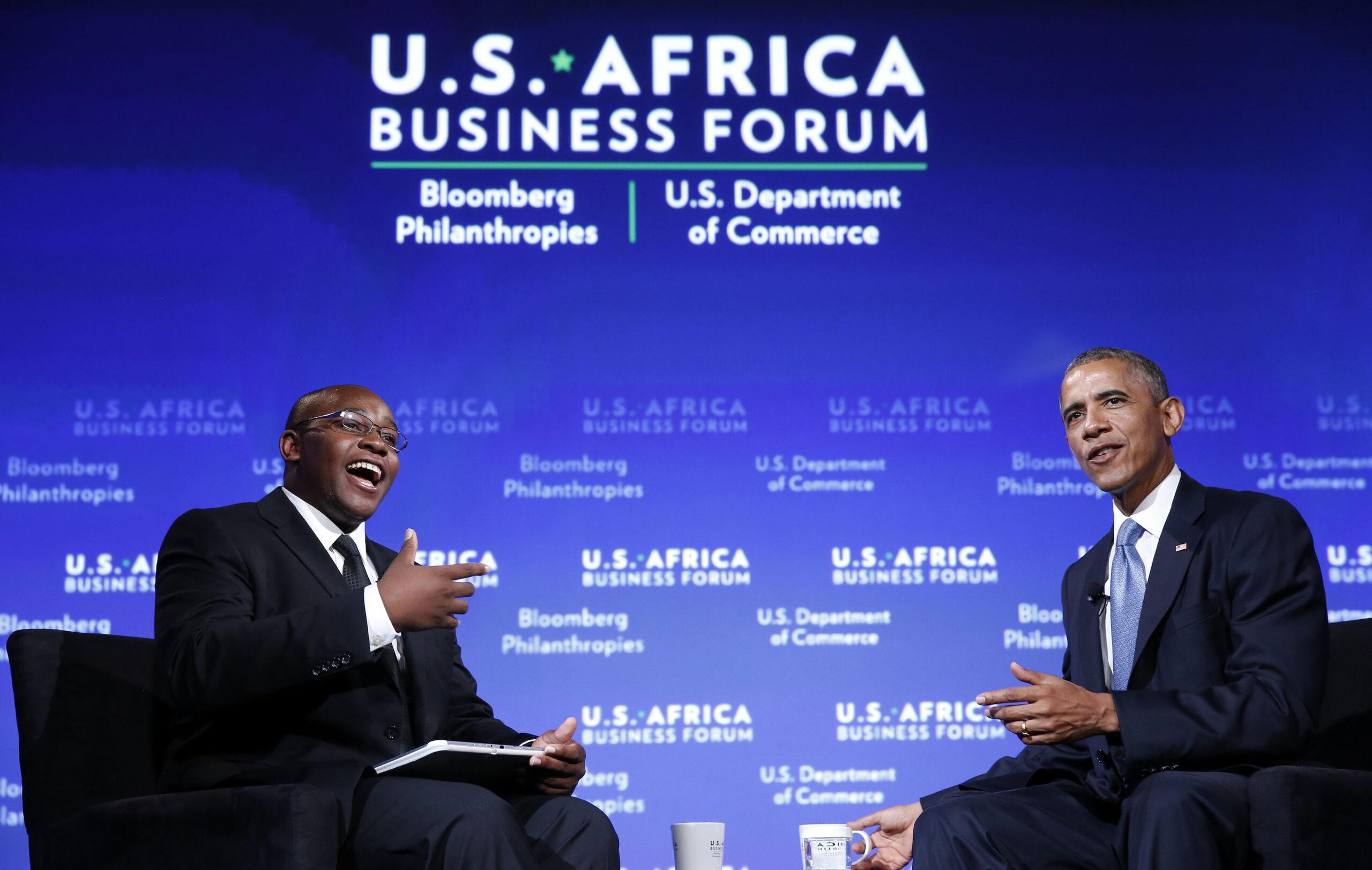 U.S. - Africa Business Forum - Investors King