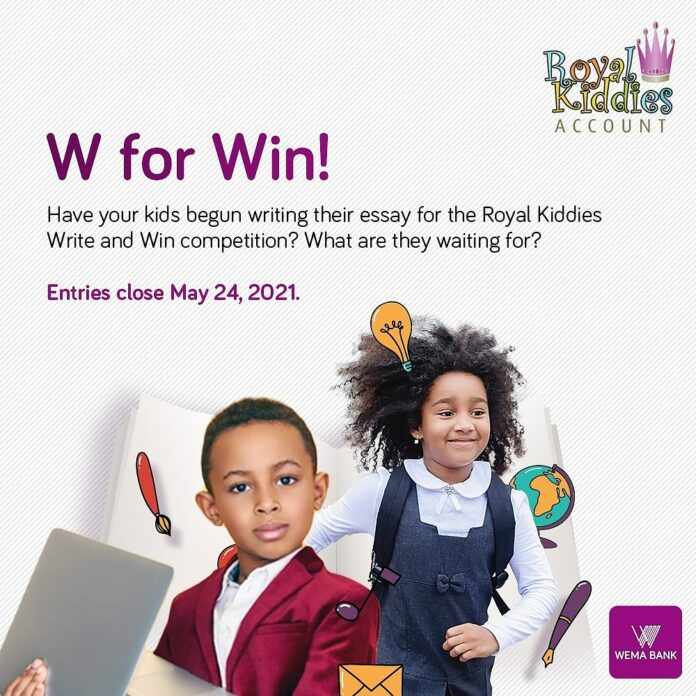 Wema Bank Write and Win Contest- Investorsking