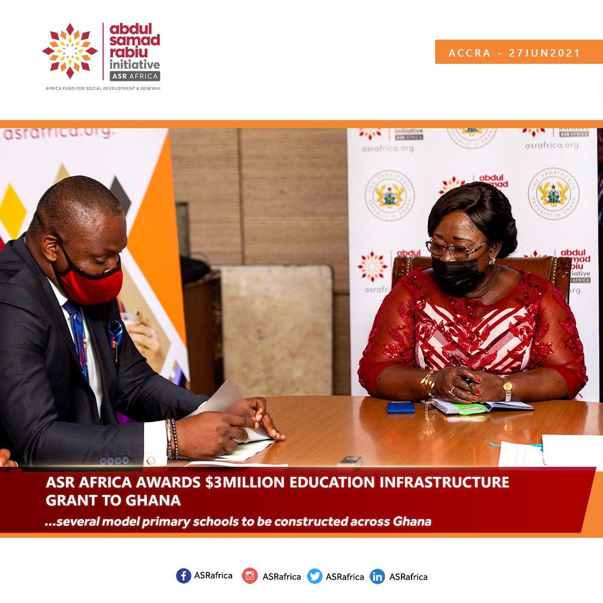 ASR Africa - Investors King