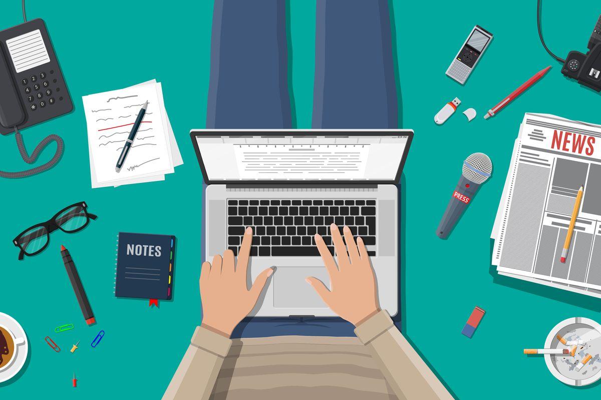 Digital Journalist - Investors King