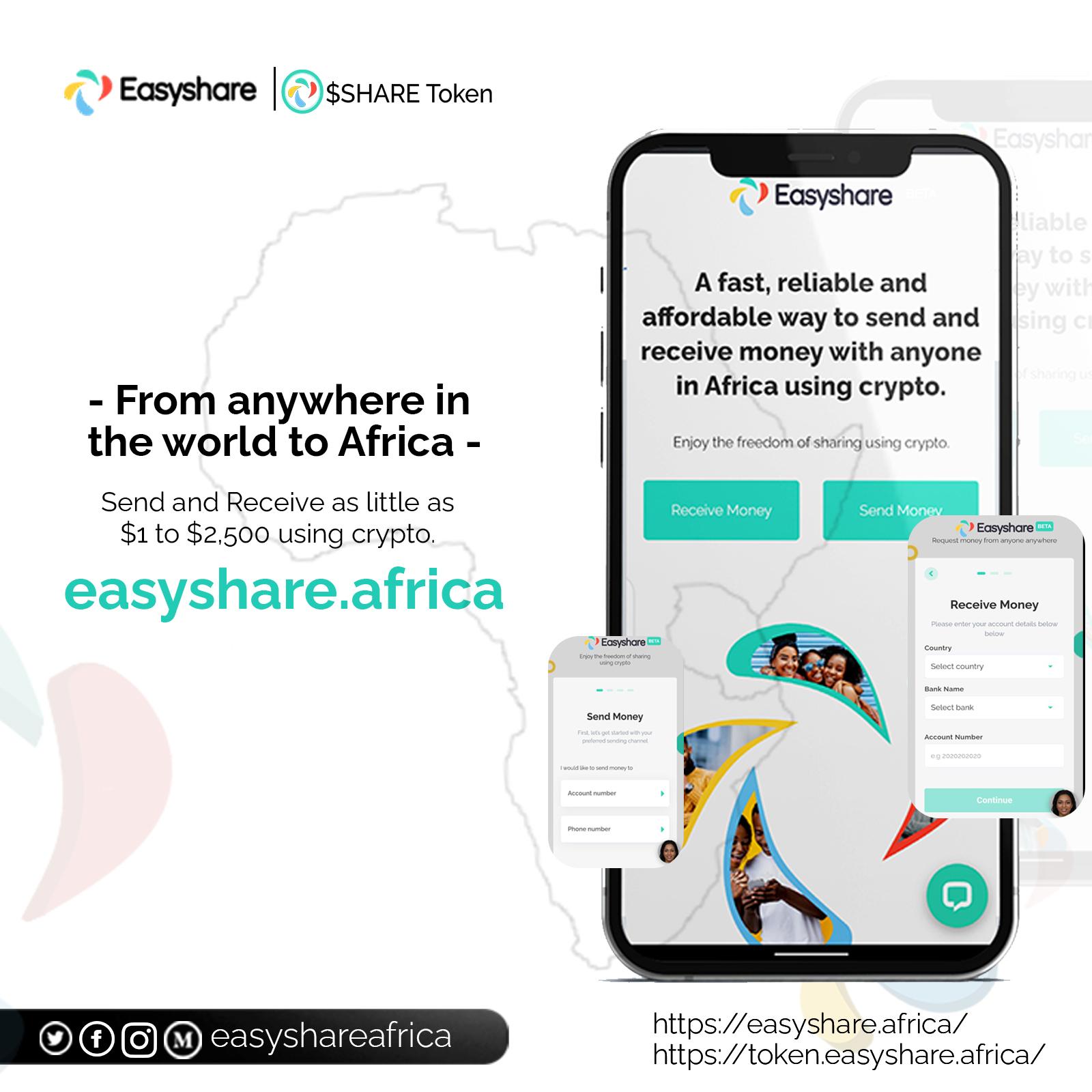Easyshare.Africa - Investors King