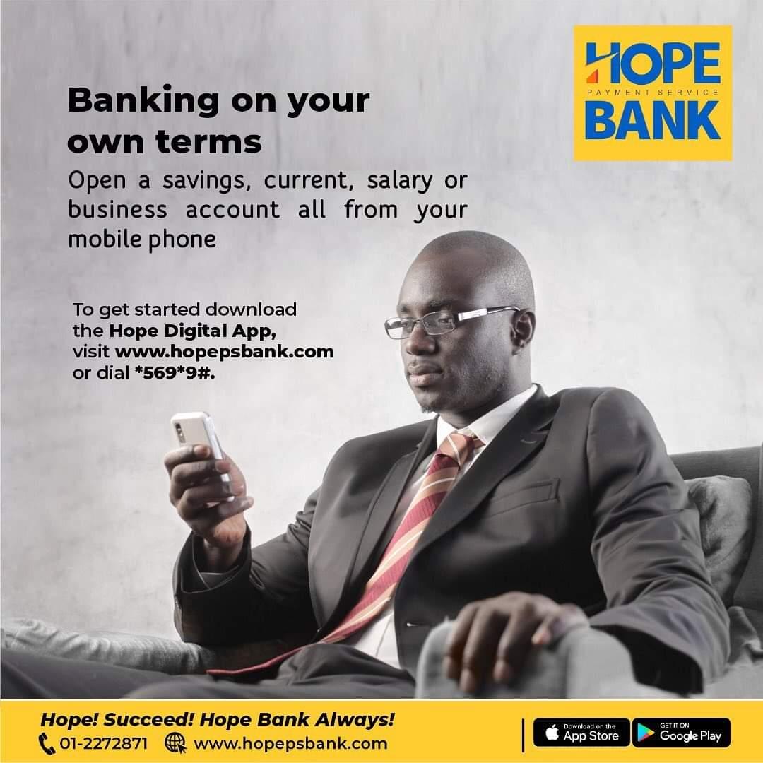 Hope PSBank- Investors King