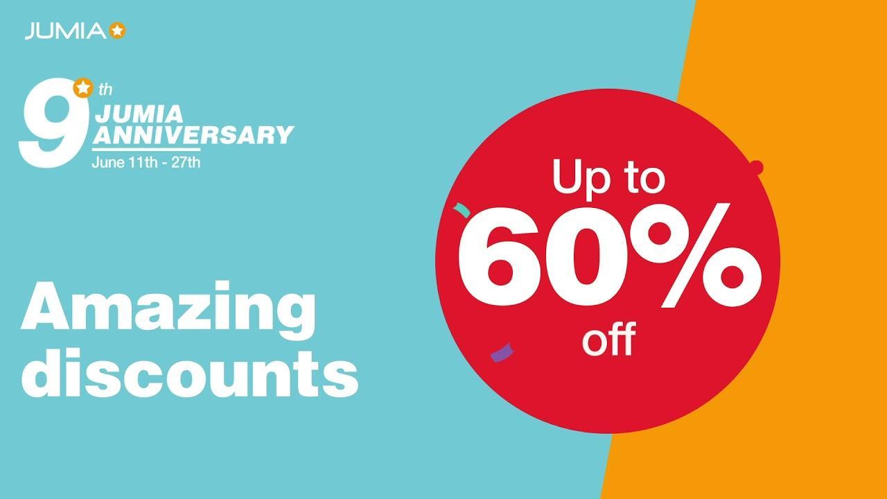 Jumia Celebrating you- Investors King