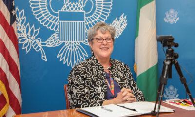 Mary Beth Leonard US Ambassador to Nigeria- Investors King