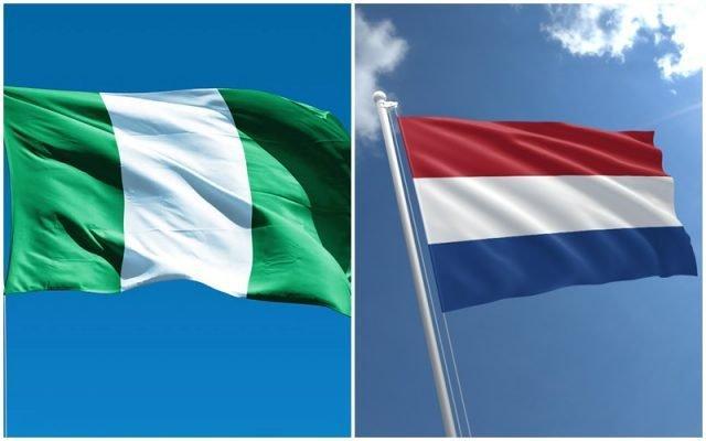 Nigeria Netherlands Flag - Investors King