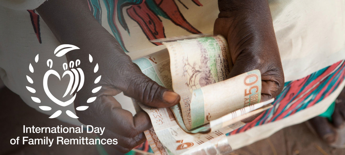 International Day of Family Remittance- Investors King