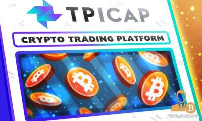 Standard Chartered, Fidelity, TP ICAP Cryptocurrency Trading Platform- Investors King