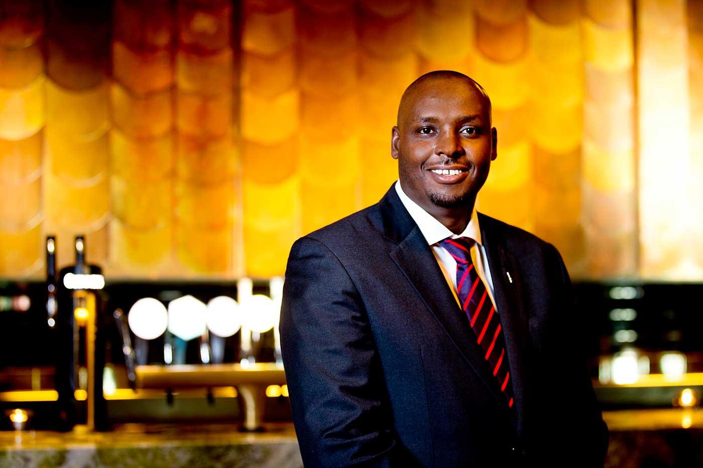 Stanley Njoroge - Investors King