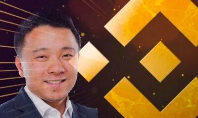 Wei Zhou-Binance CFO-Investors King