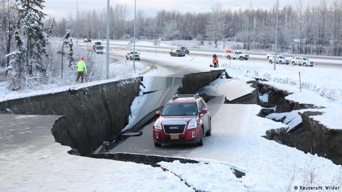 Alaska 8.2 Magnitude Earthquake - Investors King