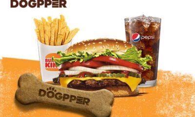 Burger King Accepts Doge- Investors King