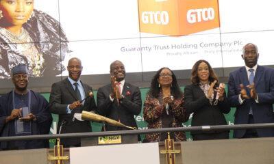 GTCO Commemorates Listing on Nigerian Exchange - Investors King