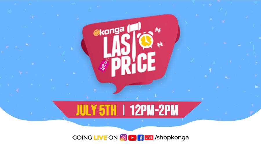 Konga Last Price- Investors King