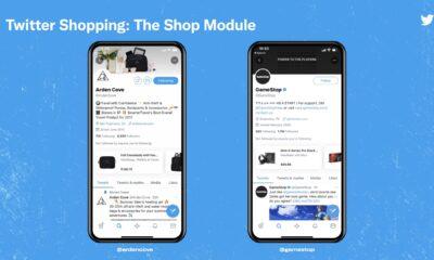 Twitter Shop Module- Investors King
