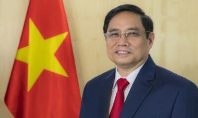 Vietnamese Prime Minister Pham Minh Chinh