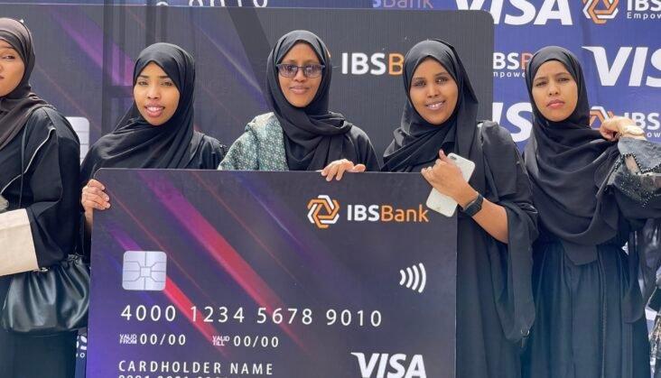 Visa Card in Somalia- Investors King