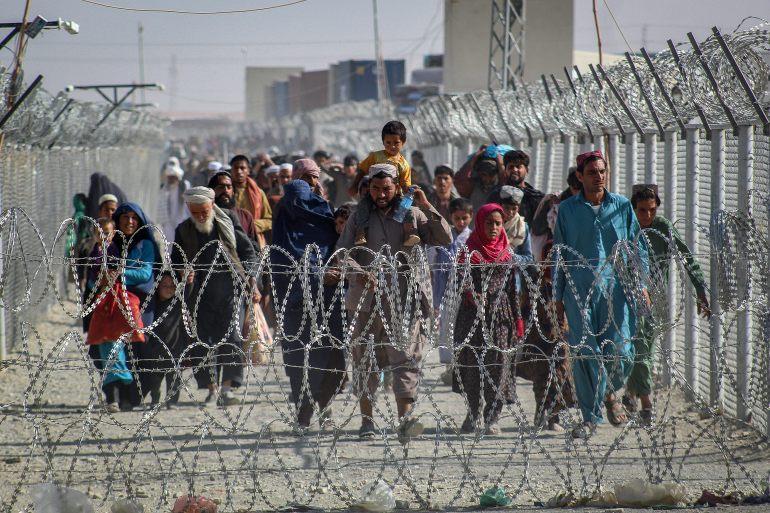 Afghanistans Flees Homeland- Investors King